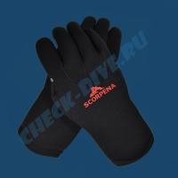 Перчатки Scorpena RedLine A 5мм 3