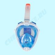 Маска для снорклинга Aquatics Full face