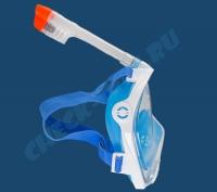 Маска для снорклинга Aquatics Full face 4