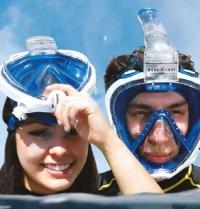 Полнолицевая маска для сноркелинга Aqualung Smart  1