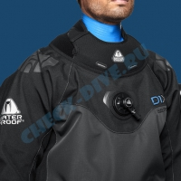 Сухой гидрокостюм Waterproof D1X Hybrid  1