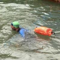 Буй безопасности Aqua Lung Sport Towable dry bag 8