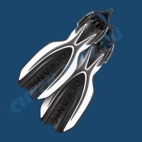 Ласты Oceanic Manta Ray 8