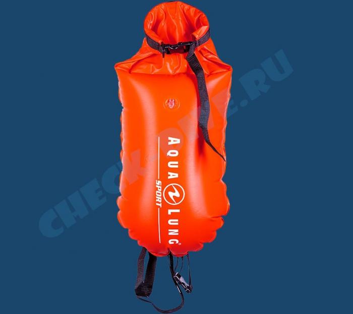 Буй безопасности Aqua Lung Sport Towable dry bag