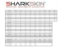 Гидрокостюм Sharkskin Chillproof 2мм женский 3