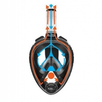Маска для сноркелинга Tusa Full-Face Snorkeling 4