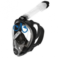 Маска для сноркелинга Tusa Full-Face Snorkeling 2