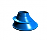 Силиконовый шейный обтюратор Waterproof