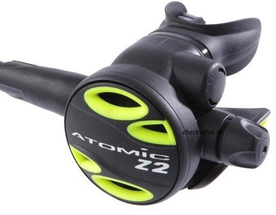 Октопус Atomic Z2